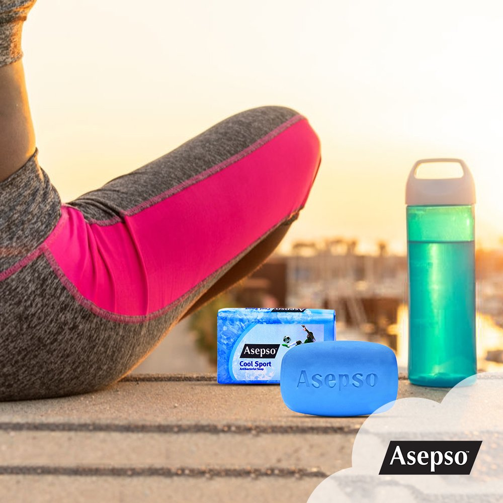 Antibacterialsoap On Asepso Plus Antiseptic Soap Regularly Exercising Helps To Improve Your Mood And Reduce Feelings Of Anxiety Depression Also