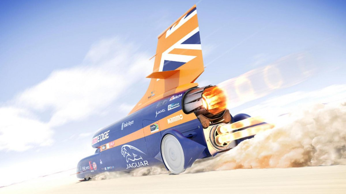 Here&#39;s why the Bloodhound land speed project is amazing. As Bloodhound runs into trouble: here are the numbers and reasons why it needs saving &gt;&gt;   https://www. topgear.com/car-news/pione ers/heres-why-bloodhound-land-speed-project-amazing &nbsp; … <br>http://pic.twitter.com/bx5IwuZ7XA