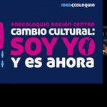 #ColoquioIDEA Twitter Photo