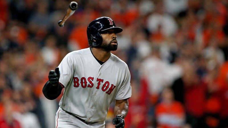 Zesty MLB News's photo on steve pearce