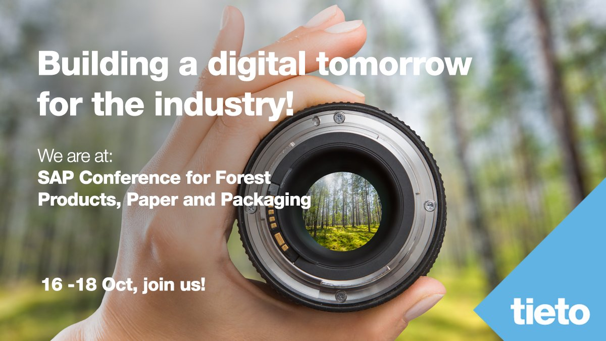 "Seeking Sustainability & Growth for your business? Meet us at our booth at <a href=""https://twitter.com/hashtag/SAPMMConf?src=hash"" target=""_blank"">#SAPMMConf</a> for <a href=""https://twitter.com/hashtag/forest?src=hash"" target=""_blank"">#forest</a> products to gain insights suitable to build a digital foundation. <a href=""https://t.co/ngDNDmQP78"" target=""_blank"">bit.ly/2LejVqE</a> <a href=""https://twitter.com/hashtag/businessrenewal?src=hash"" target=""_blank"">#businessrenewal</a> https://t.co/Jo0bGUlbOe"