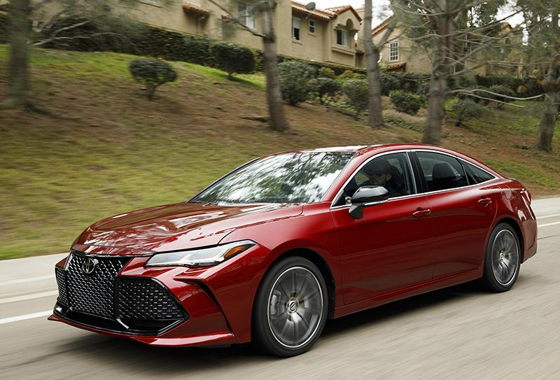 Moss Bros Toyota On Twitter The 2019 Toyota Avalon Is Crafted
