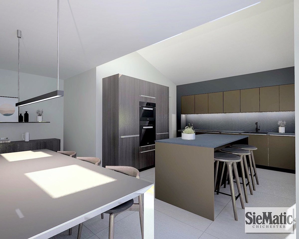 Siematic Chichester On Twitter Simple Kitchen Design Using