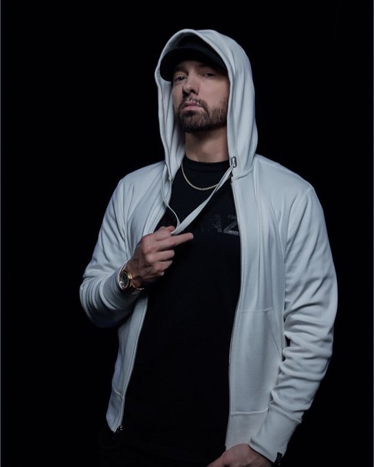 Happy 46th Birthday Eminem