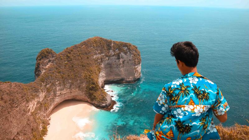 Pantai Mirip T-Rex Ini Ikonnya Nusa Penida https://t.co/YFU8KYlDrl via @detiktravel https://t.co/5scQxz0eNn