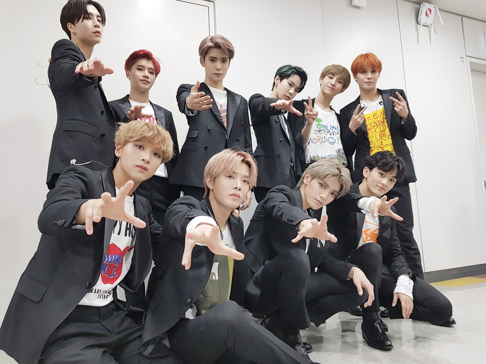 Nct 127 On Twitter Quot 내게로 컴 백 쇼챔피언 쇼챔 Nct127