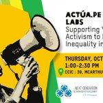 Image for the Tweet beginning: Oct 25 #NextGen & #CCICAmericas