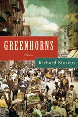 "test Twitter Media - Richard Slotkin, Prof of English, Emeritus, is the author of a new book, ""Greenhorns: stories,"" published Oct. 10 by Leapfrog Press. The book is based on his own ancestors' immigration from Eastern Europe in the early 20th century. 📖 Learn more: https://t.co/DoAVSoFzMx https://t.co/ZbmUsDjPhN"