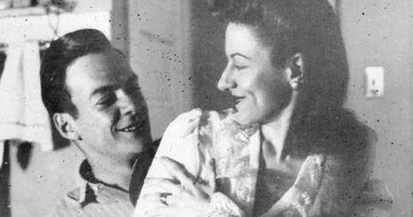 Love after life – Nobel-winning physicist Richard Feynman's extraordinary love letter to his young departed wife, penned on this day in 1946, 488 days after her death https://t.co/Furw8Gna7Y