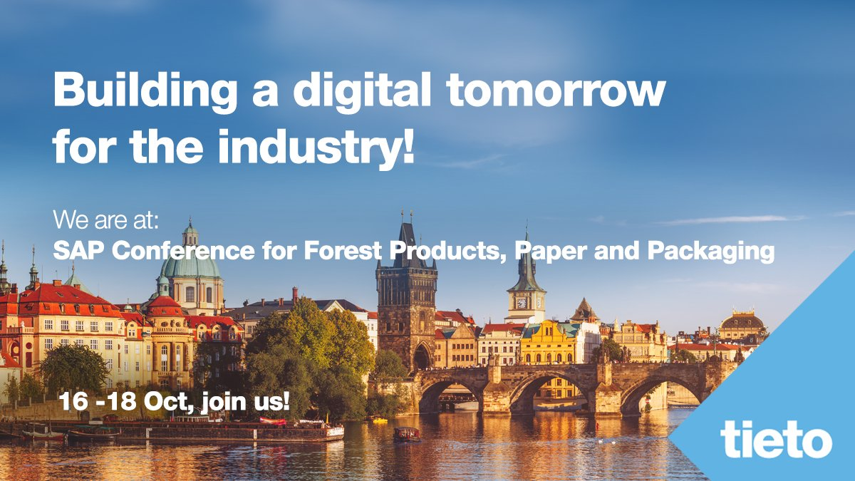"Visit our booth at <a href=""https://twitter.com/hashtag/SAPMMConf?src=hash"" target=""_blank"">#SAPMMConf</a> for <a href=""https://twitter.com/hashtag/forest?src=hash"" target=""_blank"">#forest</a> products to learn how you can enable new business capabilities while still rebuilding the foundation. Let us help you overcome current industry challenges.  <a href=""https://t.co/ngDNDmQP78"" target=""_blank"">bit.ly/2LejVqE</a> <a href=""https://twitter.com/hashtag/businesstransformation?src=hash"" target=""_blank"">#businesstransformation</a> https://t.co/fYlJBczAcK"