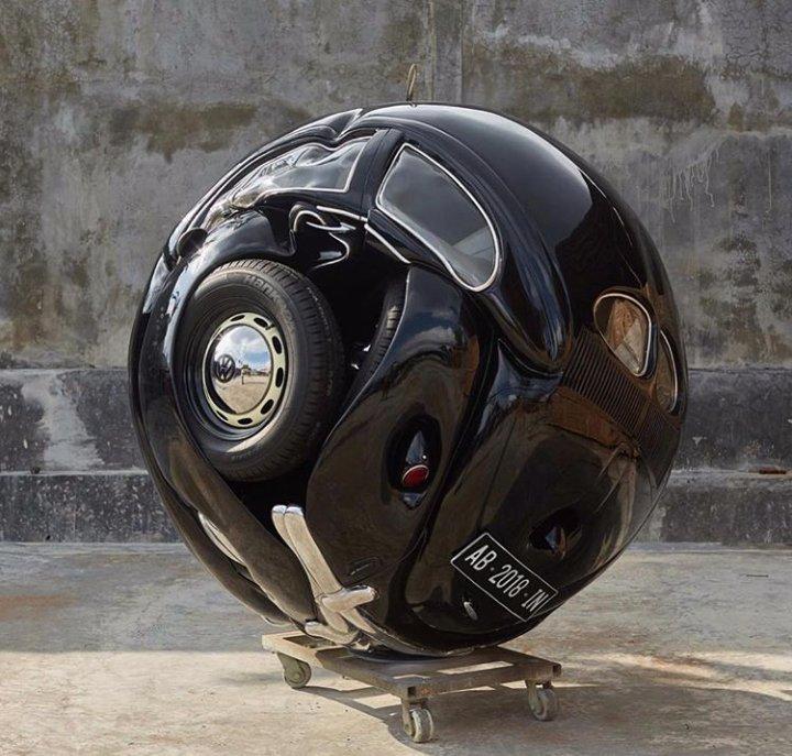 Another Volkswagen Beetle  #VW #carart #car #VolkswagenBeetle<br>http://pic.twitter.com/xMhoykMfpK