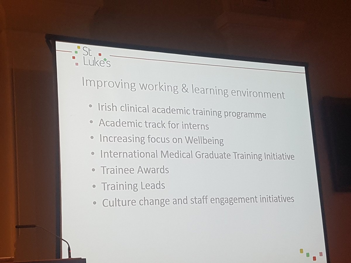 Thanks for the mention Dr Hendrick! @ICATProgramme provides a supportive environment for aspiring academic clinicians