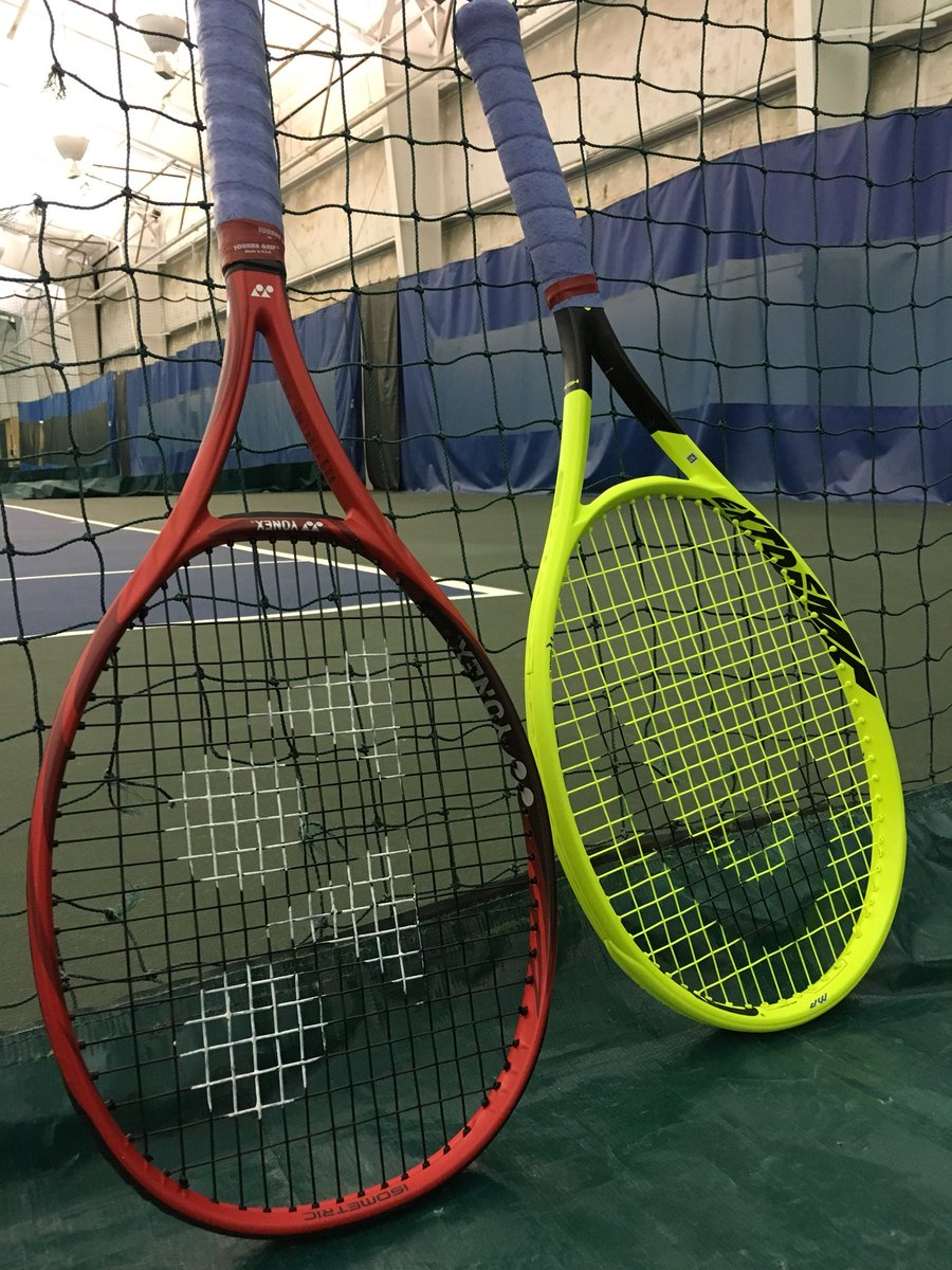 Tennis Express On Twitter Playtesting The Yonex Tennis Vcore 98