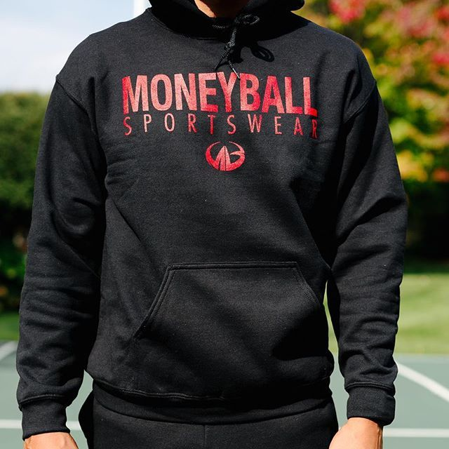 d8436c72 Moneyball Classic Hoodie available in store & online at  https://ift.tt/1LiiQJH - #Moneyball #TheOnlyWayToBall #YouSeeTheLogo  #GrowWithUs #bredtoe #bred ...