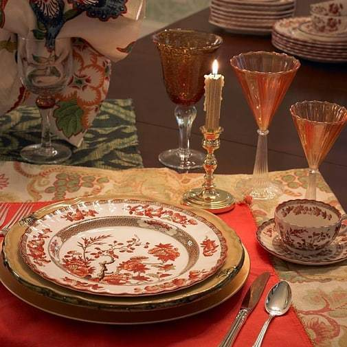 An Interior Designer Can Come In And Help You Design A Tablescape They Work With Your Existing Placesettings As Well Make Suggestions F