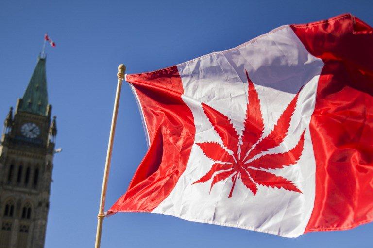 Canadá se convierte oficialmente en el segundo país del mundo en legalizar la marihuana. https://t.co/d0FXCnHLgy
