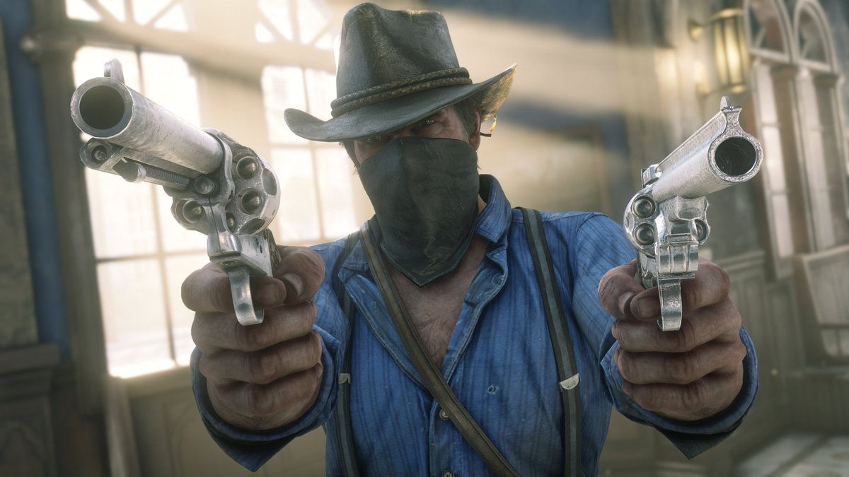 Here's When You Can Start Pre-Loading Red Dead Redemption 2