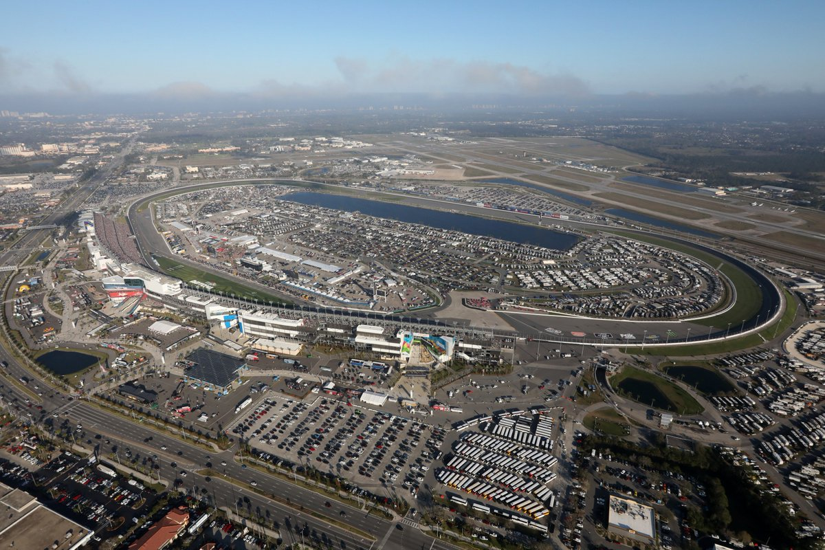 Fill-in-the-Blank: The first time I ever visited DAYTONA was in ____.