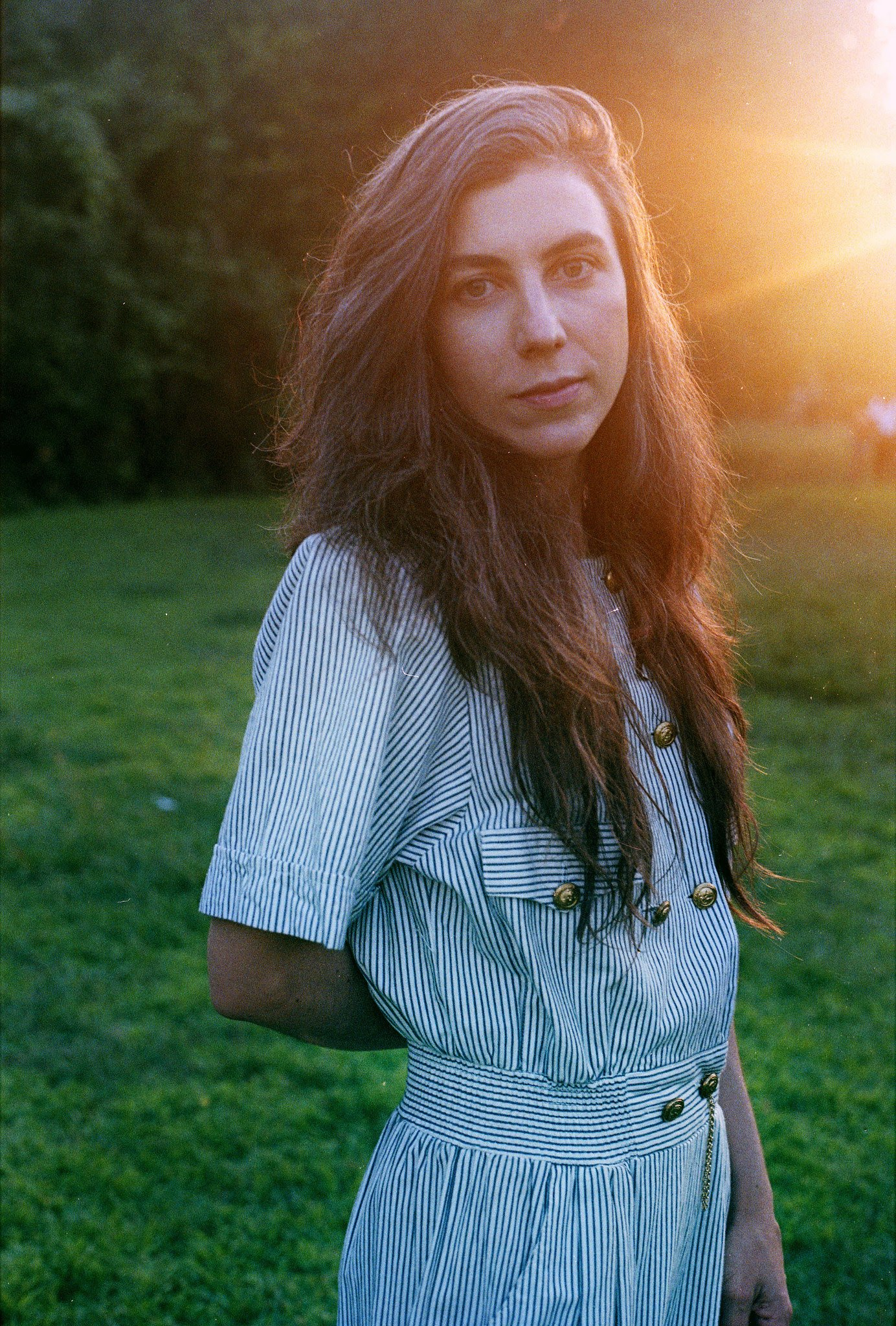 Watch @JULIA_HOLTER's video for captivating new single 'Words I Heard' https://t.co/Iy5QC5mkCJ https://t.co/kjTvRLpIW2