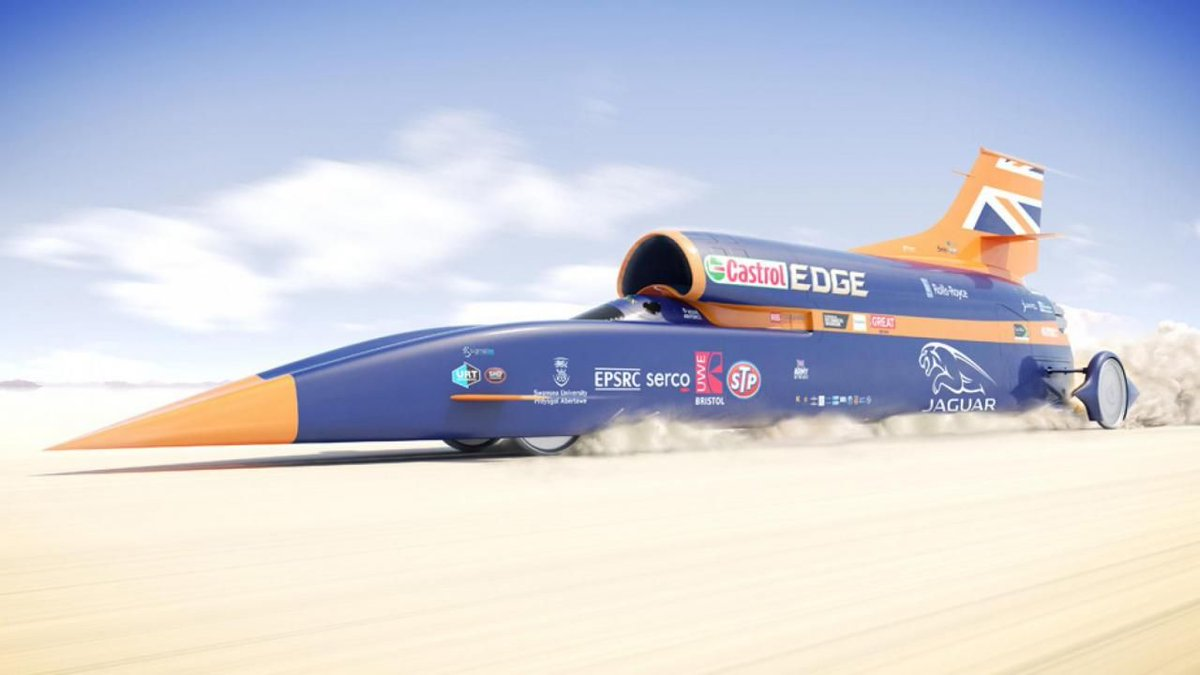 A,azing! Here&#39;s why the #Bloodhound land speed #project is amazing  https:// buff.ly/2Cn72cR  &nbsp;  <br>http://pic.twitter.com/EFhgJdHUcE