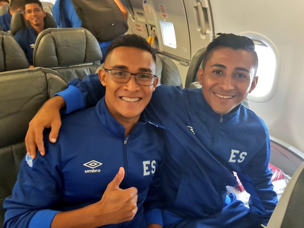Juego amistosos 20 y 21 de octubre del 2018. El Salvador vs Mexico y Guatemala. [2-4 y 6-4] Dptw2giUYAEaW4m