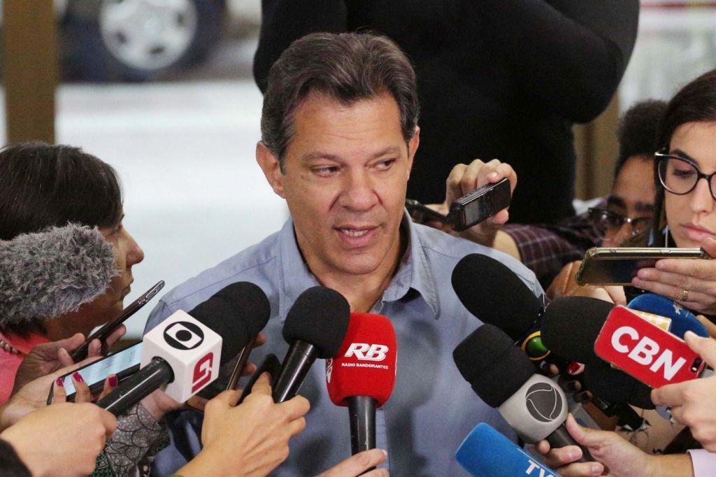 OPINIÃO - Felipe Moura Brasil: Compromisso de Haddad é com a hipocrisia | @BlogDoPim   https://t.co/M5d9zl3S3N