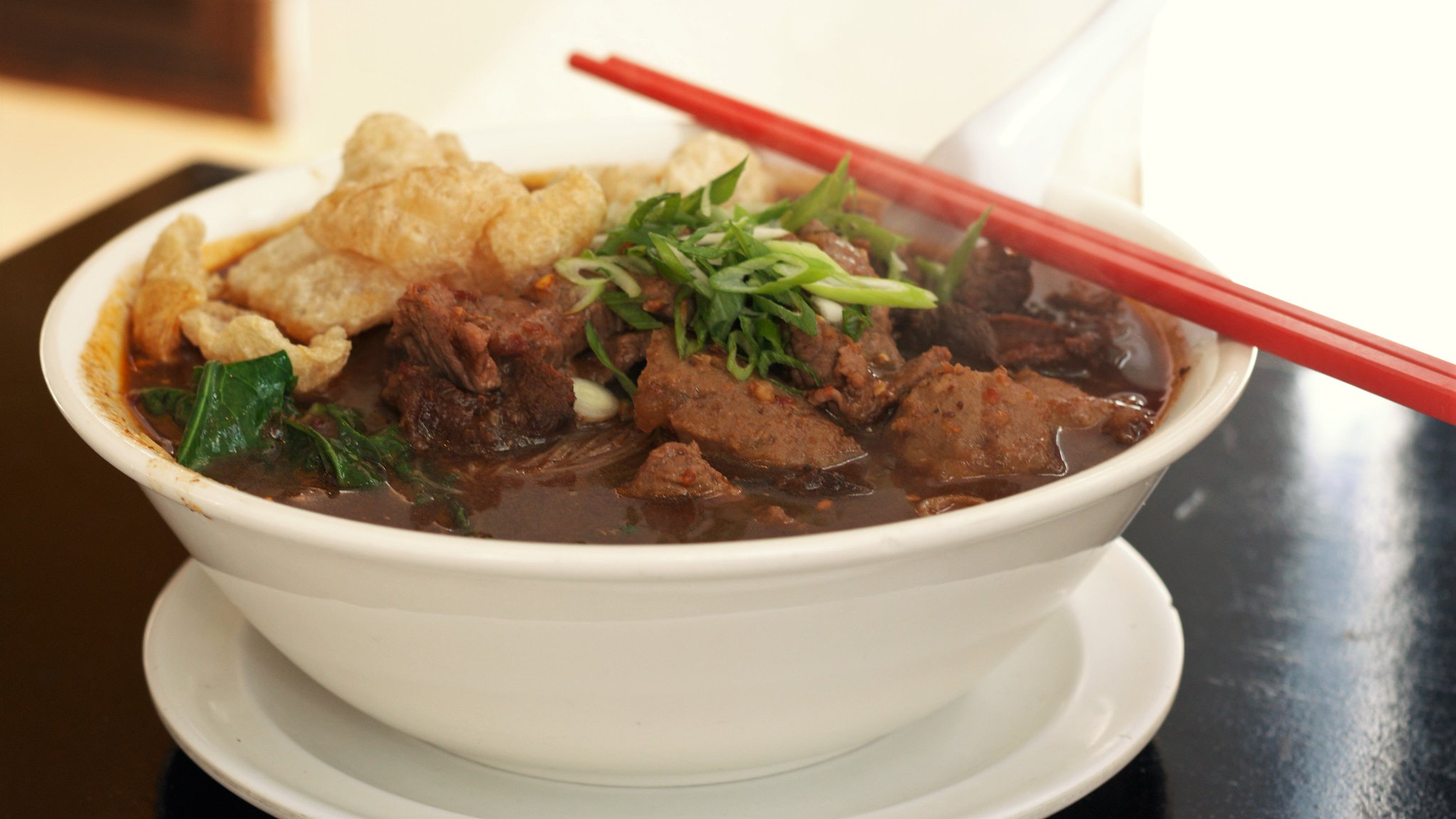 Nick Kindelsperger On Twitter I Love Ramen You Love Ramen But Let S Try Some Other Asian Noodle Soups Okay Start With Boat Noodles From Andy S Thai Kitchen Spicy Beef Noodle Soup From
