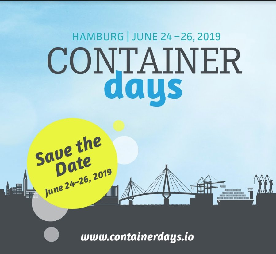 ContainerDays Banner/Logo