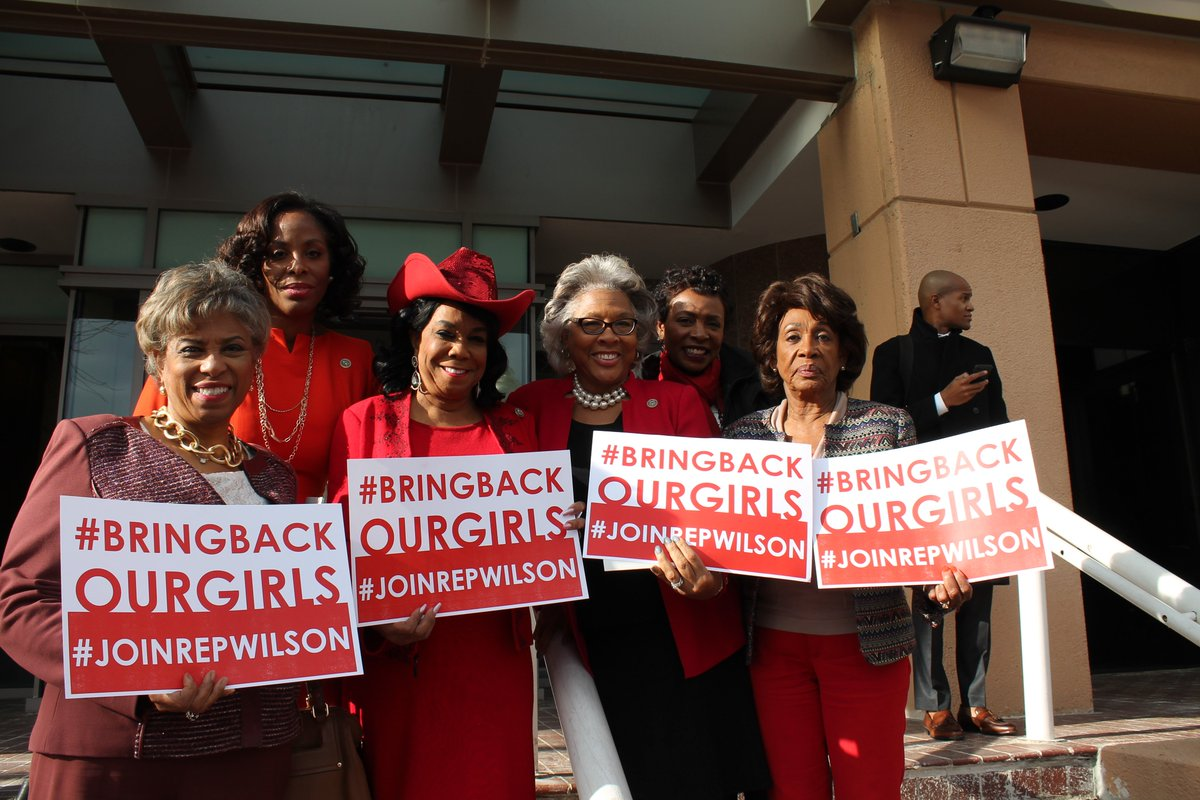We must not allow the 112 still-missing #ChibokGirls to be forgotten. #BringBackOurGirls