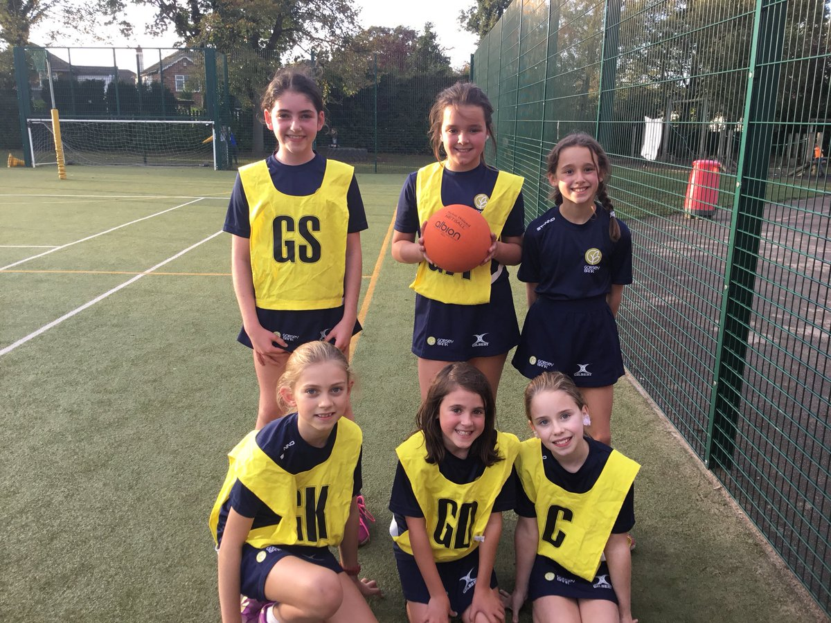 test Twitter Media - A fabulous effort from these @GorseyBank girls during their netball matches this afternoon. Great teamwork and some fantastic passes and goals! Well done 👏⛹️‍♀️🏀 #gorseype https://t.co/u2sPiX74v3