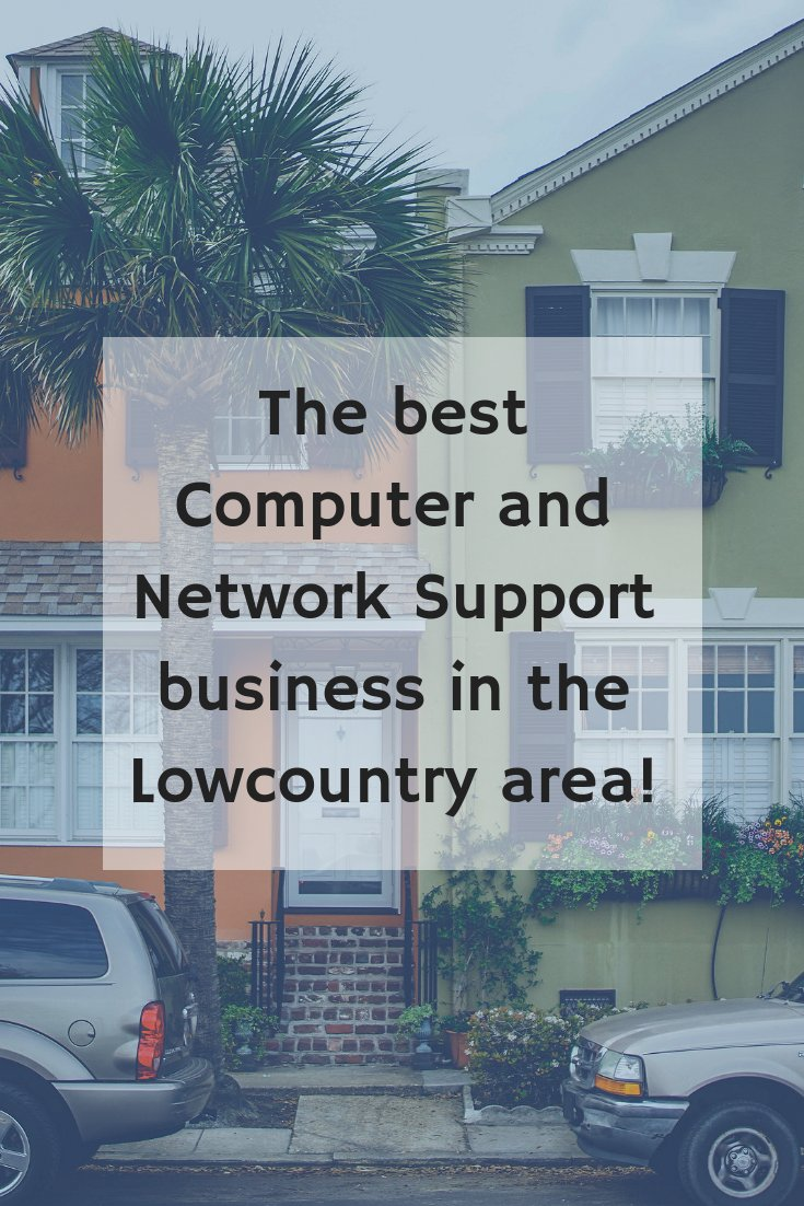Did you know that we are the number one Computer and Network Support business in the Lowcountry area? We got here by working diligently.  If you are a business owner, and you desire that work ethic, contact us today! <br>http://pic.twitter.com/TsbL9f3nGD