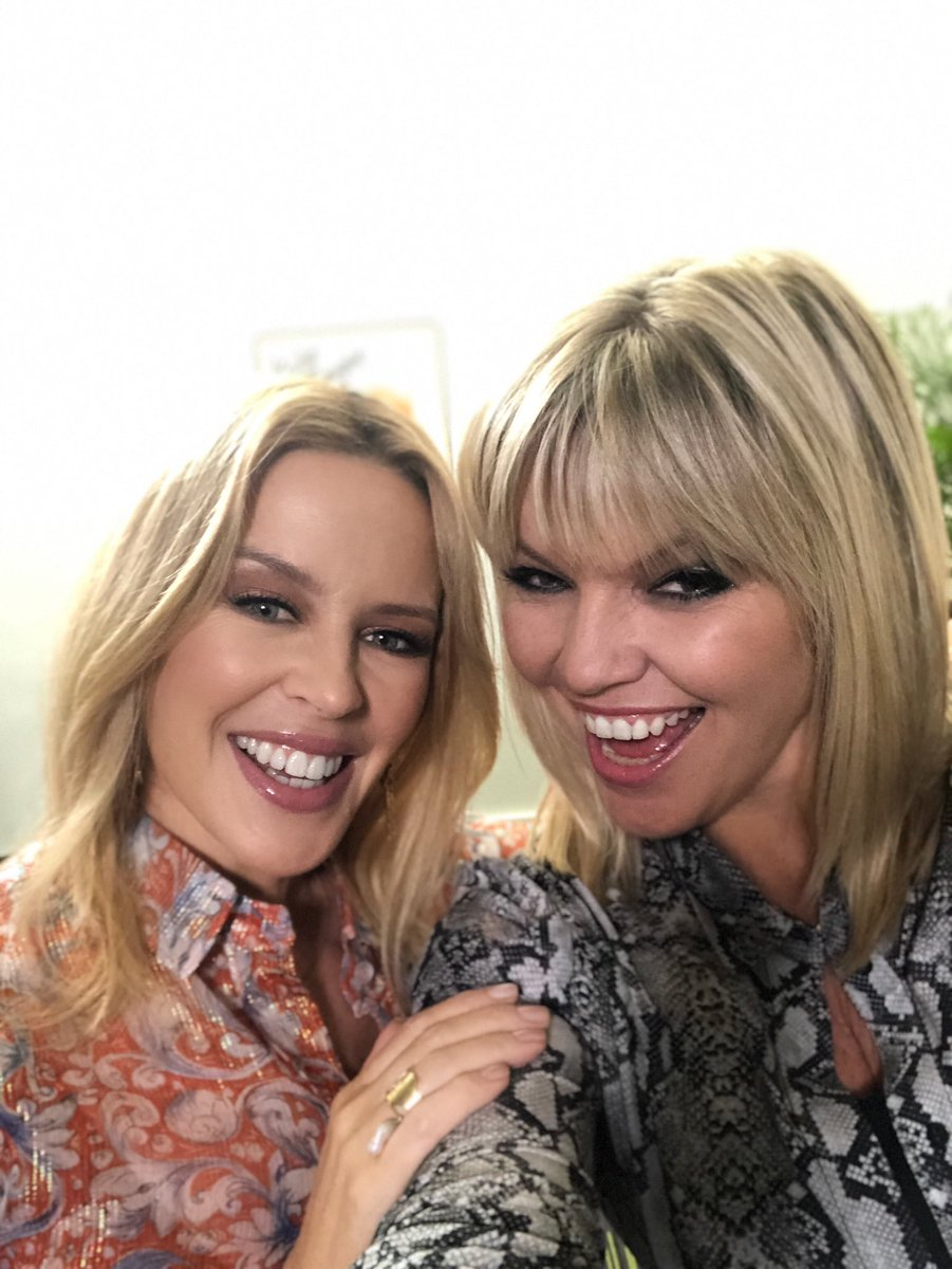 On @BBCTheOneShow tonight with @kylieminogue celebrating 40yrs of Smash Hits. I was Editor in 1996, a dream for a 21yr old music loving magazine junkie. It created careers for so many, both in its pages and its office walls. Pleasure to have been a small part it x <br>http://pic.twitter.com/rA3KXAYGuP
