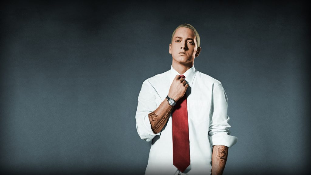 Happy 46th Birthday Eminem! 10 Top Marshall Mathers Tracks