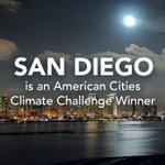Image for the Tweet beginning: San Diegans are proud to