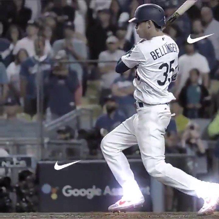 Can Belli play hero again in Game 5?   (MLB x @Nike) https://t.co/lRyuBARSOK