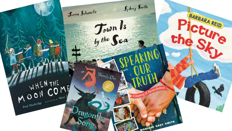 f4e22415b6e ... your favourite 2018 TD Canadian Children s Literature Award nominee    tdreads Presented by  TD Canada ...
