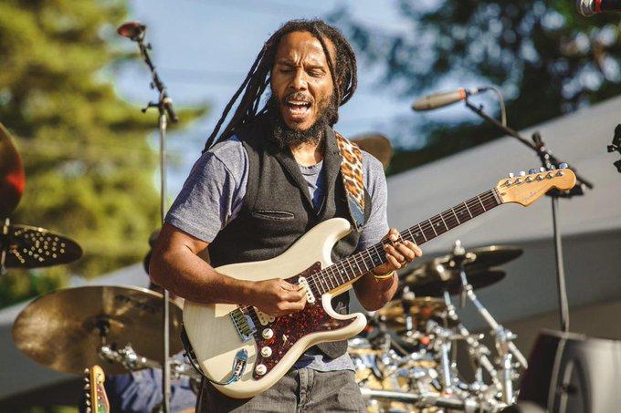 David Nesta Marley aka Ziggy Marley turns 50 today. Happy birthday