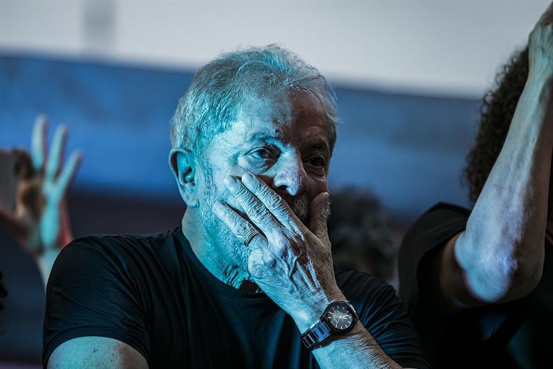 Da @portaljovempan: Lula é condenado a pagar multa por 'litigância de má-fé' em processo de chácara no ABhttps://t.co/0lH7yolbb0C