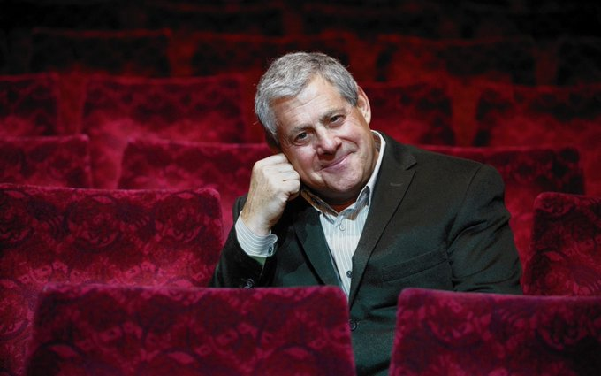 Happy 72nd Birthday to the iconic theatre producer, Cameron Mackintosh!