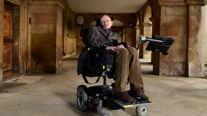 'There is no God,' Stephen Hawking writes in final book https://t.co/BiIBnTR2Jo