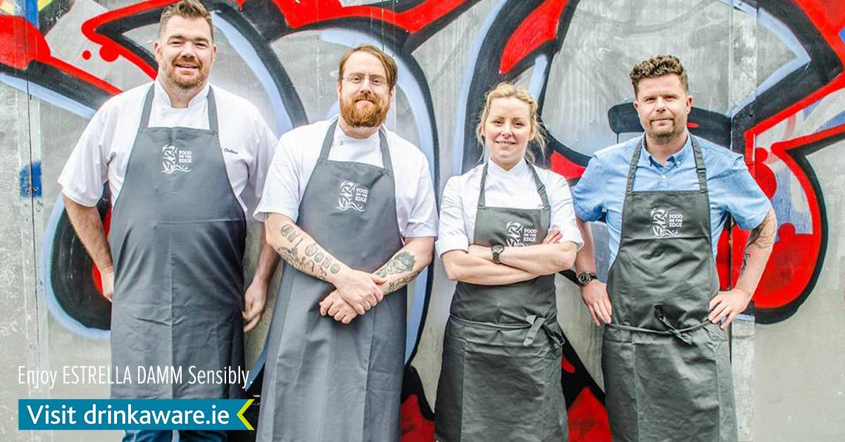 The best chefs in the world will gather in Galway next week for @Foodontheedge As proud sponsors, we're looking forward to a fantastic few days! https://t.co/XIDhw08nfZ https://t.co/mZc9yXY4ab