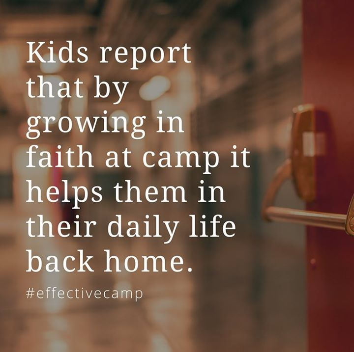 How has camp helped you or your child at home?  #CampChangesLives