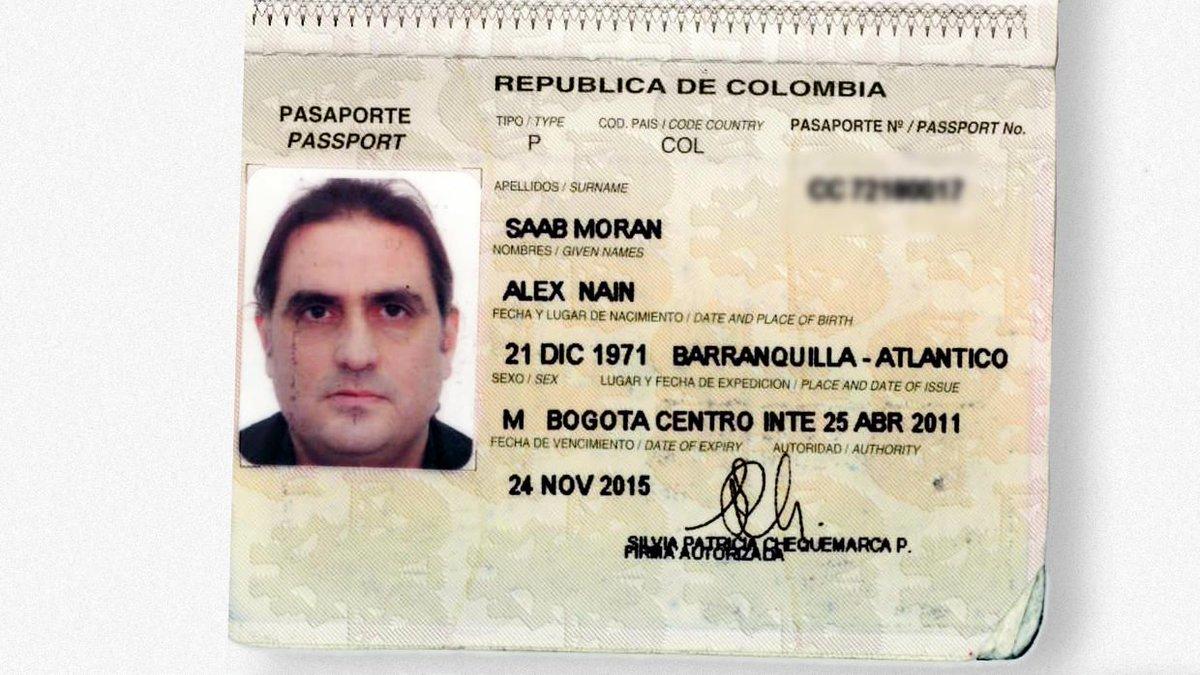 Estados Unidos e Israel rastrean plata de Álex Saab, señalado como vinculado a Maduro  https://t.co/8ceqYXNnIv