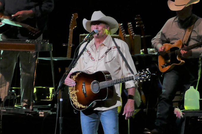 Happy 60th Birthday to Alan Jackson!