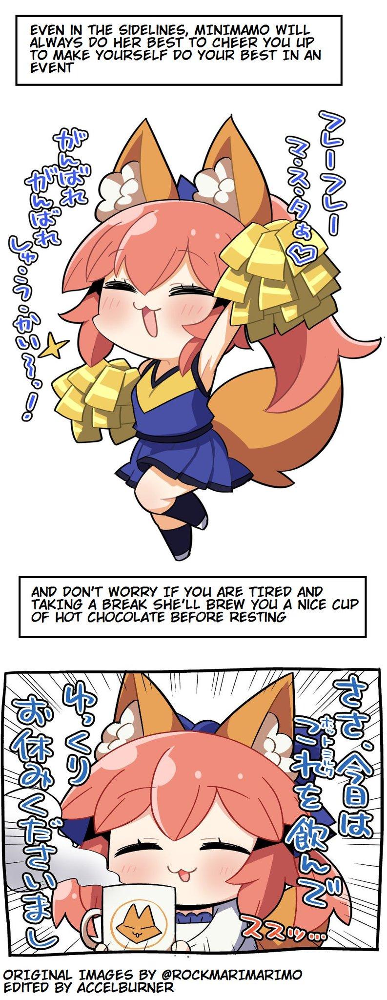 Minamamo's chronicles DpuPt2LX4AUtWhN