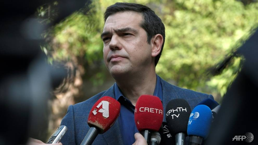 Greek PM urges Macedonia to ratify name deal after losing foreign minister https://t.co/peWjtovNA7