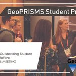 Image for the Tweet beginning: #Students attending #AGU18 apply now