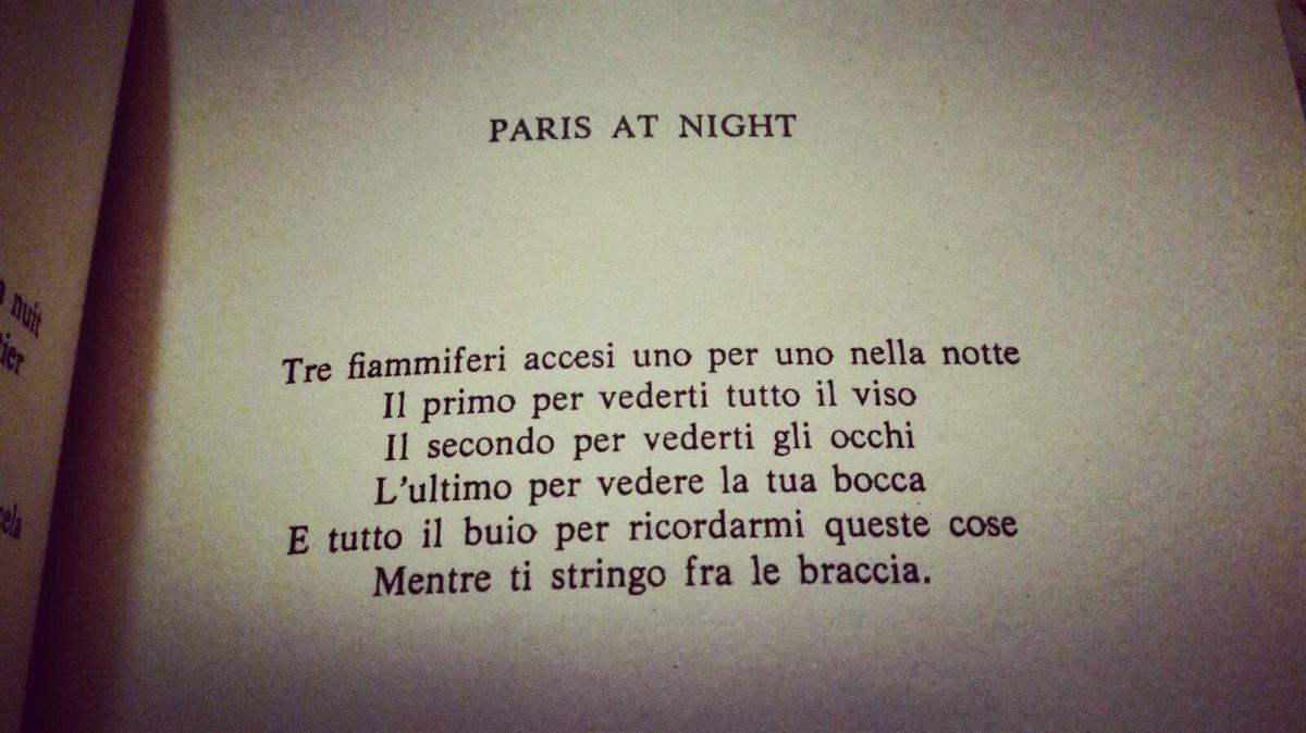 Parigi Di Notte, di Jacques Prévert. @CasaLettori #VentagliDiParole #Poetycamente #PoesiaPerLaSera #Poesia  - FestivalFocus