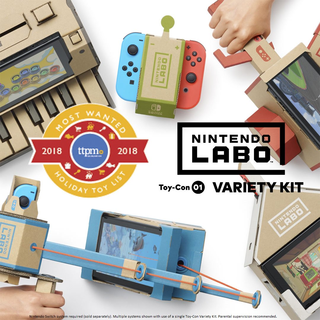 #NintendoLabo Latest News Trends Updates Images - NintendoAmerica