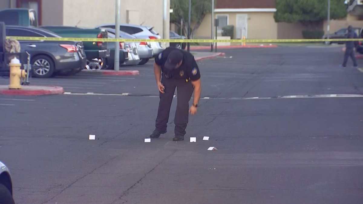 NEW: Woman arrested in #Tucson for September shooting death of #Phoenix man @phoenixpolice  https://t.co/sNESXByndM